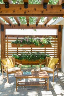 Charming Privacy Fence Ideas For Gardens 12