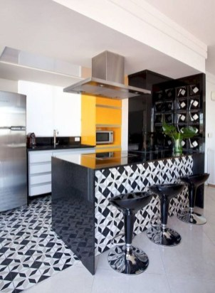 Cool Colorful Kitchen Decor Ideas For Summer 15
