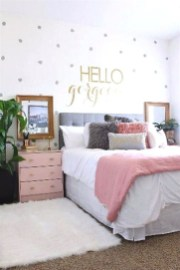 Cute Teen Girl Bedroom Design Ideas You Need To Know 12