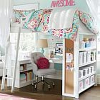 Cute Teen Girl Bedroom Design Ideas You Need To Know 17