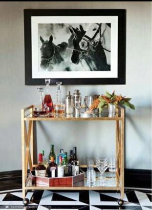 Elegant Mini Bar Design Ideas That You Can Try On Home 24