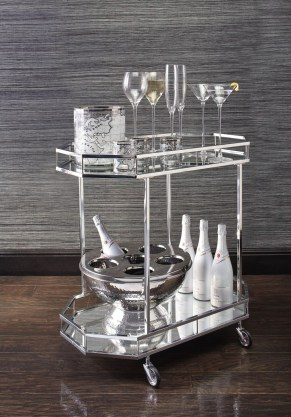 Elegant Mini Bar Design Ideas That You Can Try On Home 33
