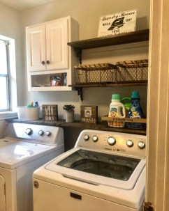 Fascinating Small Laundry Room Design Ideas 27