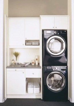 Fascinating Small Laundry Room Design Ideas 33