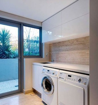 Fascinating Small Laundry Room Design Ideas 34