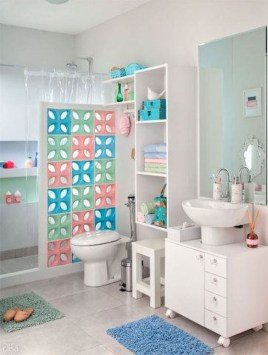Incredible Bathroom Design Ideas For Summer 17