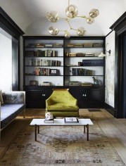 Magnificient Home Design Ideas With Library You Should Keep 26