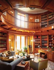Magnificient Home Design Ideas With Library You Should Keep 29