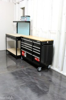 Pretty Garage Floor Design Ideas That You Can Try In Your Home 39