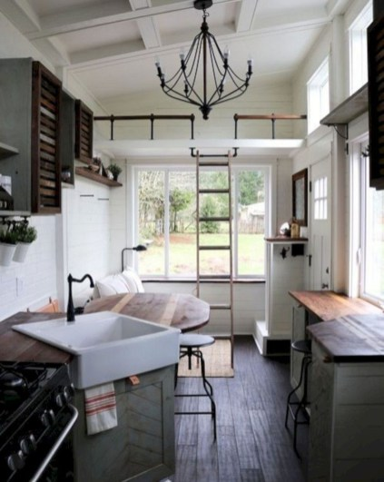 Elegant Minimalist Design Ideas For Tiny Home Decor 32