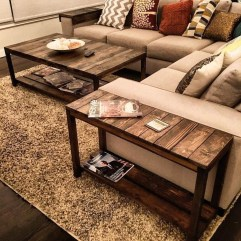 Enchanting Diy Projects Furniture Table Design Ideas For Living Room 40