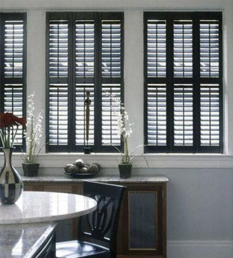 Enchanting Plantation Shutters Ideas That Perfect For Every Style 12