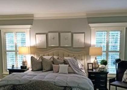 Enchanting Plantation Shutters Ideas That Perfect For Every Style 42