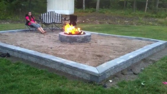 Modern Diy Firepit Ideas For Your Yard This Year 22