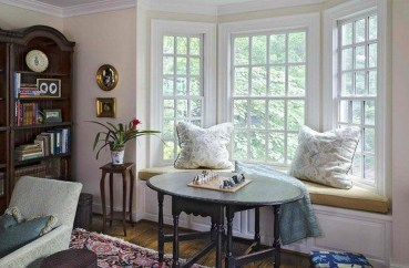 Relaxing Bay Window Design Ideas That Makes You Enjoy The View 11