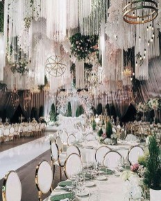 Splendid Wedding Decorations Ideas On A Budget To Try 23