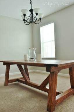 Superb Diy Projects Furniture Tables Ideas For Dining Rooms 50