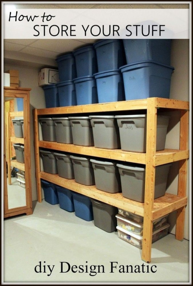 Unusual Stuff Organizing Ideas For Garage Storage To Try 37