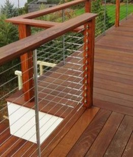 Admiring Deck Railling Ideas That Will Inspire You 03