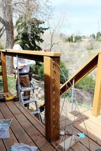 Admiring Deck Railling Ideas That Will Inspire You 24