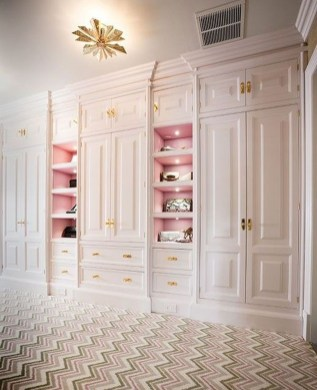 Attractive Dressing Room Design Ideas For Inspiration 44