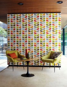 Awesome Retro Wallpaper Decor Ideas To Try 34