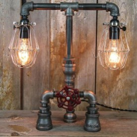 Best Handmade Industrial Lighting Designs Ideas You Can Diy 16