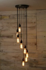 Best Handmade Industrial Lighting Designs Ideas You Can Diy 26
