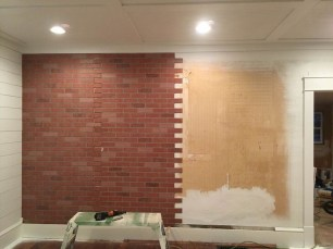 Delicate Exposed Brick Wall Ideas For Interior Home Design 27