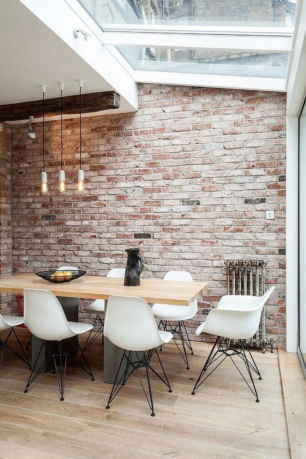 Delicate Exposed Brick Wall Ideas For Interior Home Design 48
