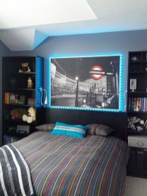Excellent Teenage Boy Room Décor Ideas For You 50