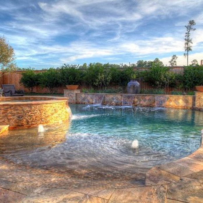 Fantastic Mediterranean Swimming Pool Designs Ideas Out Of Your Dreams 16