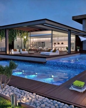 Fantastic Mediterranean Swimming Pool Designs Ideas Out Of Your Dreams 21