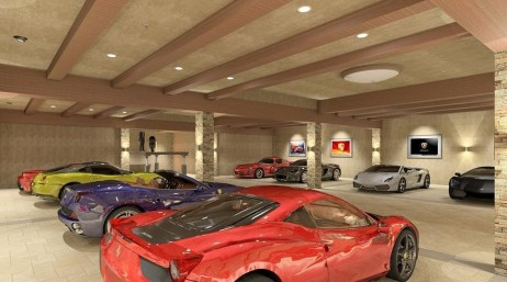 Graceful Car Garage Design Ideas For Your Home 10