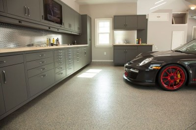 Graceful Car Garage Design Ideas For Your Home 24
