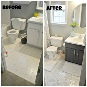 Hottest Small Bathroom Remodel Ideas For Space Saving 19