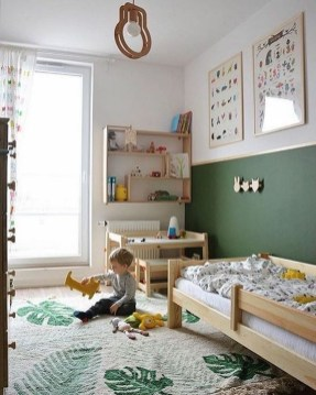 Latest Kids Room Design Ideas That Will Make Kids Happy 45