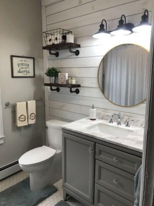 Newest Bathroom Mirror Decor Ideas To Try 16