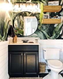 Newest Bathroom Mirror Decor Ideas To Try 18