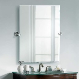Newest Bathroom Mirror Decor Ideas To Try 34