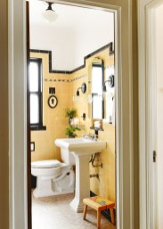 Newest Bathroom Mirror Decor Ideas To Try 35