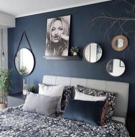 Top Blue Master Bedroom Design Ideas That Looks Great 40