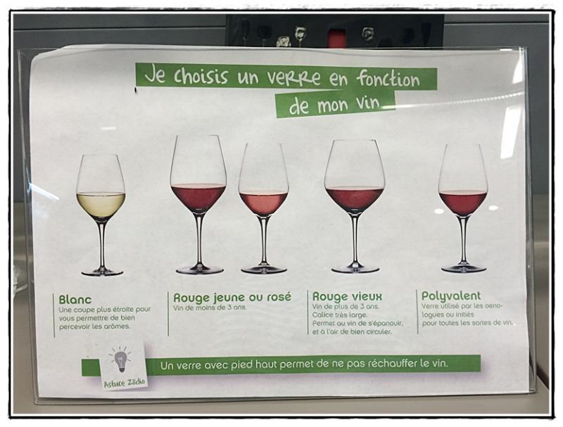 verre à vin zodio