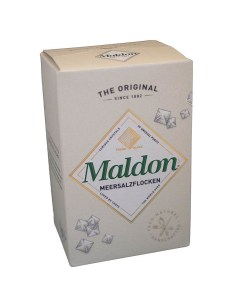 COOK and ENJOY Shop Maldon Salz 250g