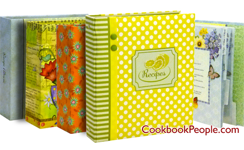 Recipe Binder Selection