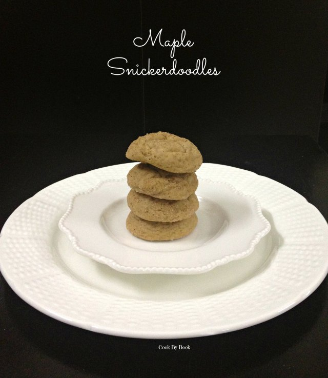 Maple Snickerdoodles1