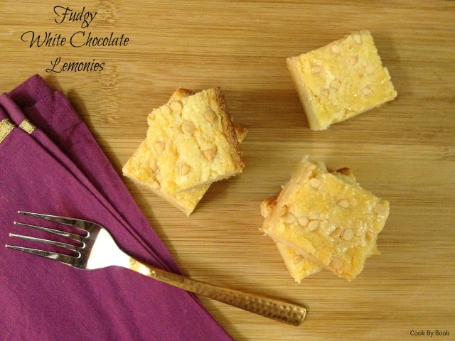 Fudgy White Chocolate Lemonies1