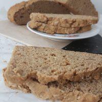 Kamutov kruh brez kvasa