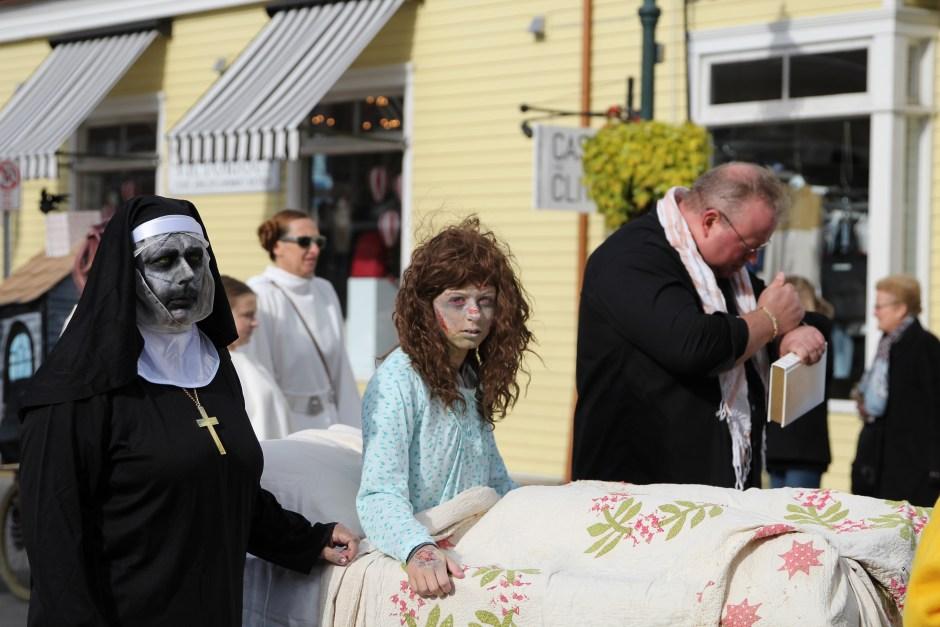 Cape May Halloween.Cape May Halloween Parade Photo Essay