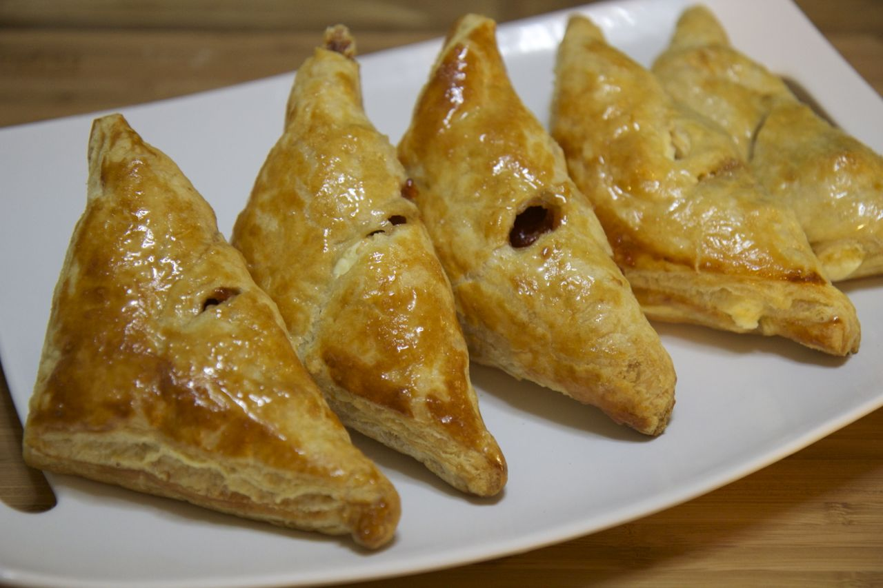 Cheese and guava pastries that are perfect for breakfast for dessert!